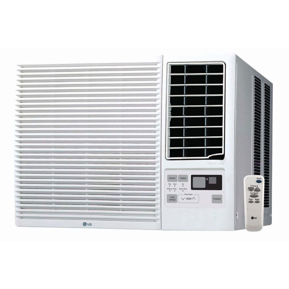 lg lw1815hr 18 000btu window air conditioner cooling