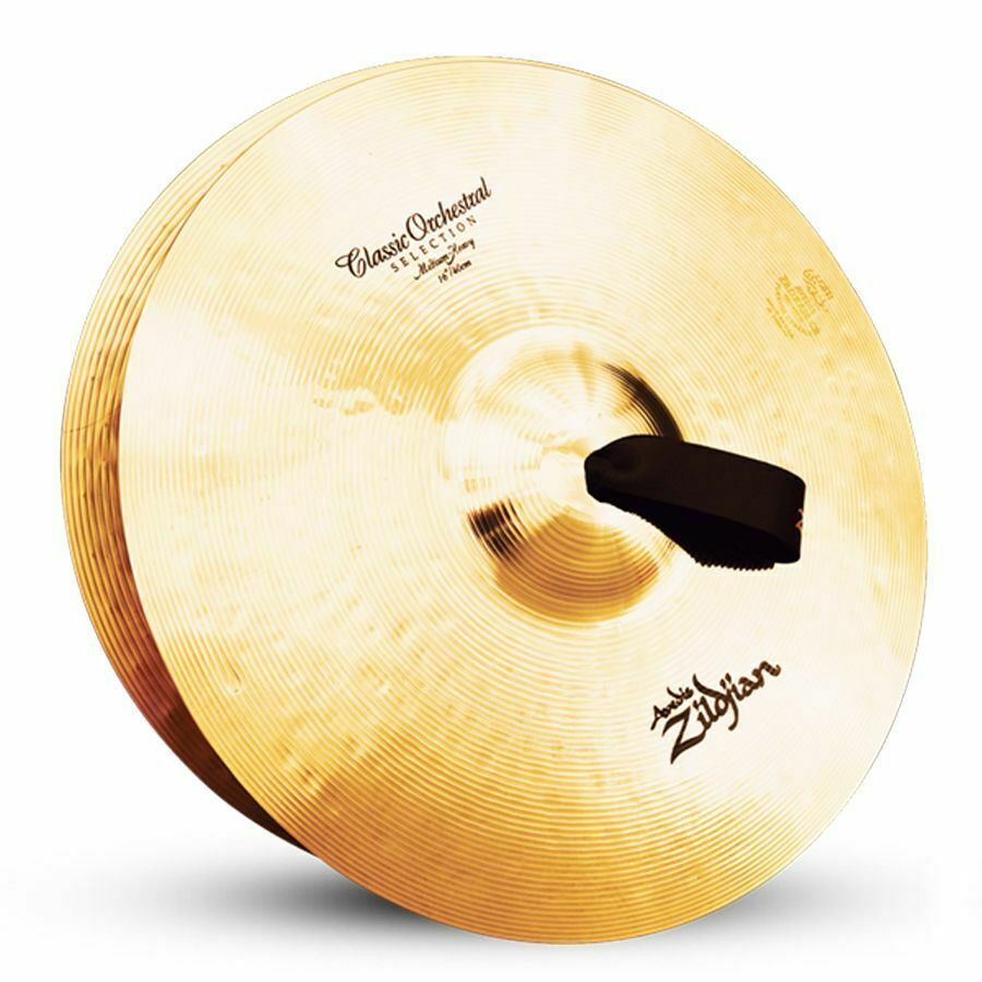 zildjian a0750 16 classic orchestral selection medium light cymbal small bell 642388122631 ebay. Black Bedroom Furniture Sets. Home Design Ideas