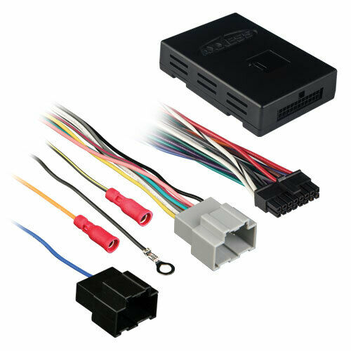 metra axxess gmos 13 amplifier interface harness for 05 10 2005 cadillac sts wiring harness 2005 cadillac sts radio wiring harness