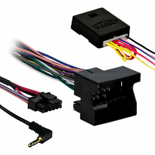 metra axxess xsvi 1788 nav non amplified interface harness. Black Bedroom Furniture Sets. Home Design Ideas