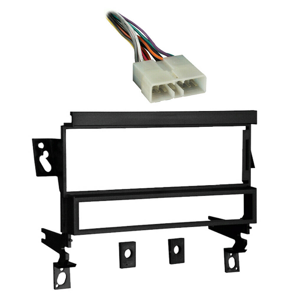 fits chevy prizm 1998 1999 single din stereo harness radio. Black Bedroom Furniture Sets. Home Design Ideas