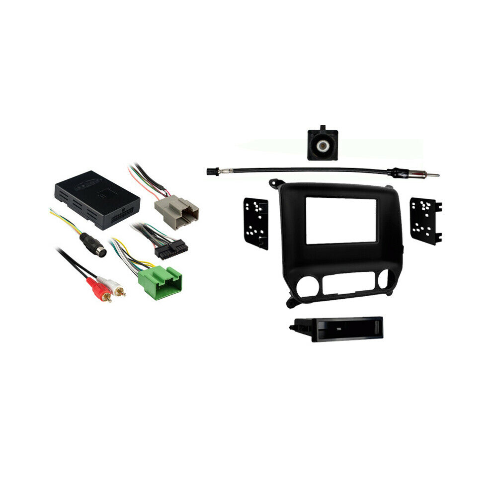 fits chevy silverado 2500hd 3500hd 2015 stereo harness. Black Bedroom Furniture Sets. Home Design Ideas