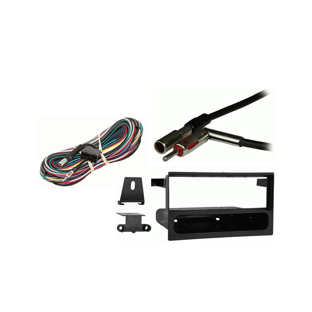 s l1000 fits cadillac eldorado 92 95 w console shift sdin harness radio  at couponss.co