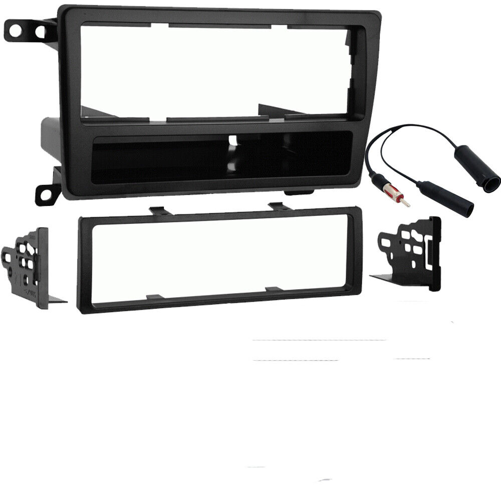 fits infiniti qx4 2001 2003 single din stereo harness. Black Bedroom Furniture Sets. Home Design Ideas