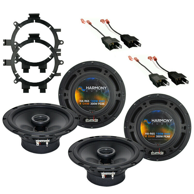 Dodge Dakota 2000 Remanufactured Complete: Dodge Dakota 1997-2000 Factory Speaker Replacement Harmony