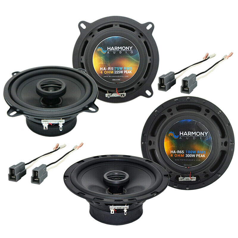Mitsubishi Mirage 1997 2002 Oem Speaker Replacement Harmony R5 R65 Package Ebay