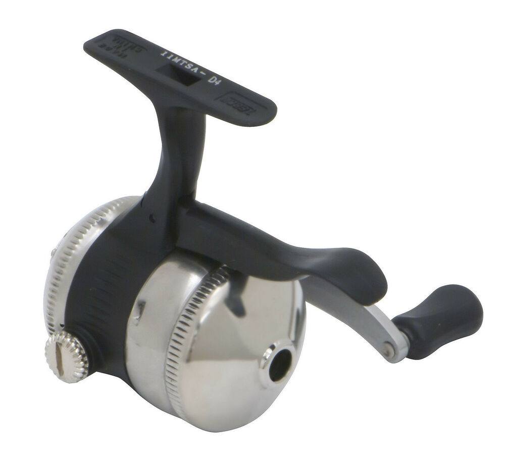 Zebco 11t authentic series micro trigger spincast reel new for Micro fishing reel