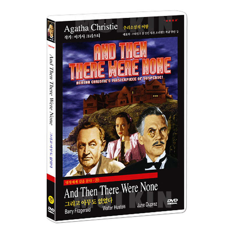 A brief summary of and then there were none by agatha christie