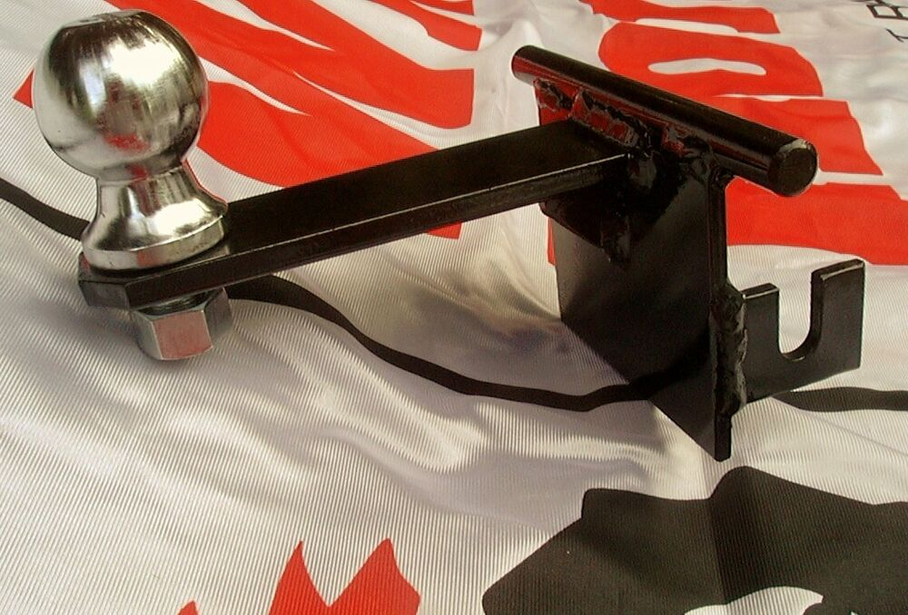 Lawn Tractor Hitch Receiver : Wheel horse toro lawn garden tractor front tow hitch ebay