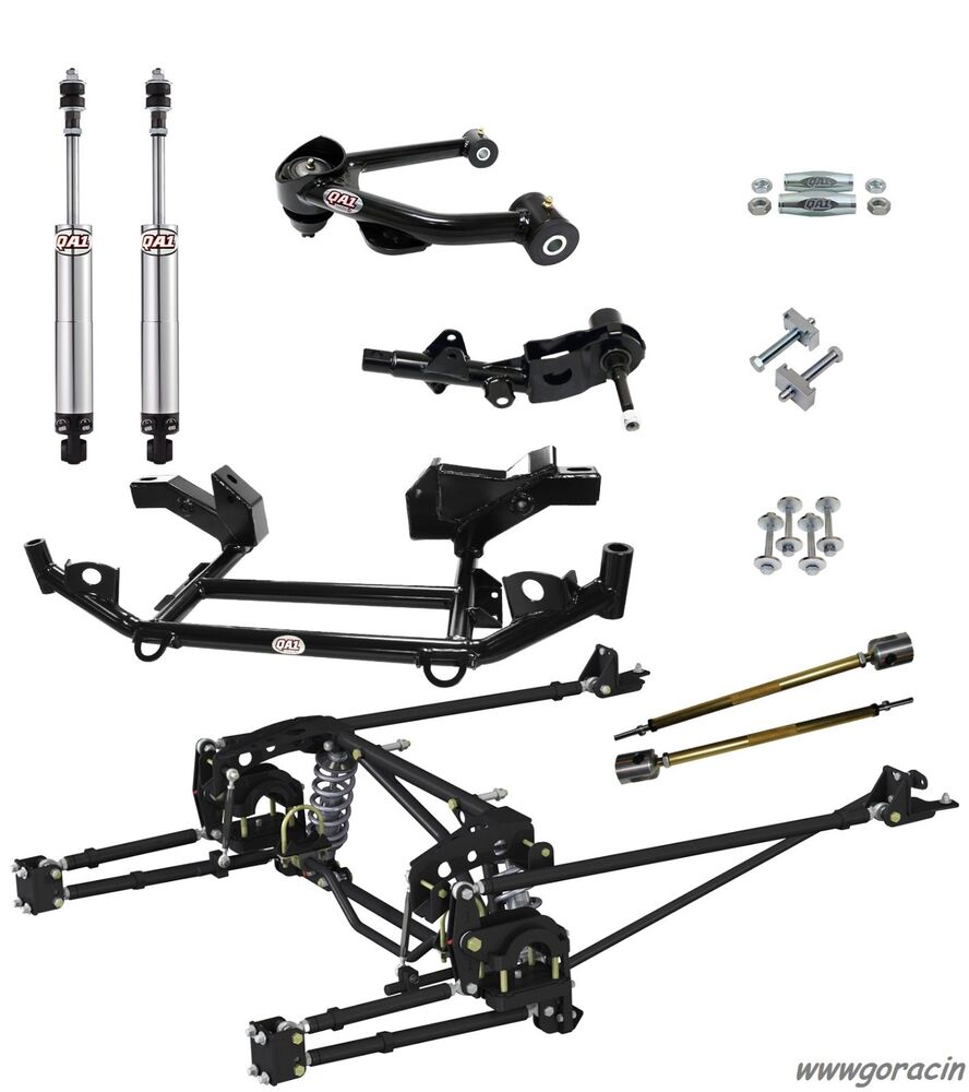 qa1 drag racing level 2 suspension kit fits 1967 1972 mopar a body dart duster