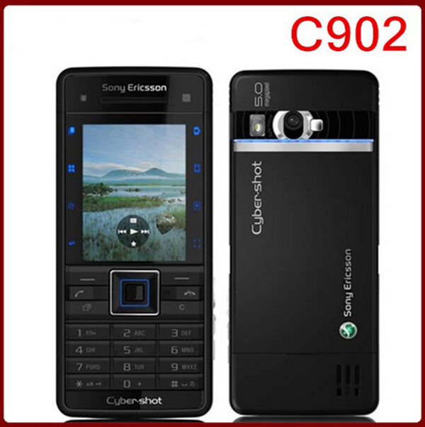 Sony Ericsson C902 C902i(Unlocked)Cell Phone Camera 3G 5MP ...