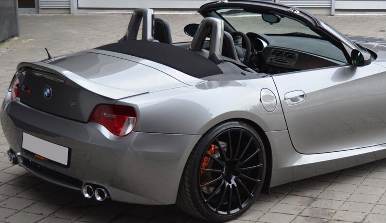 bmw z4 e85 roadster aero look spoiler ebay. Black Bedroom Furniture Sets. Home Design Ideas