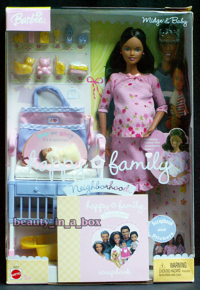 Midge Baby Pink Outfit Happy Family - 207.9KB
