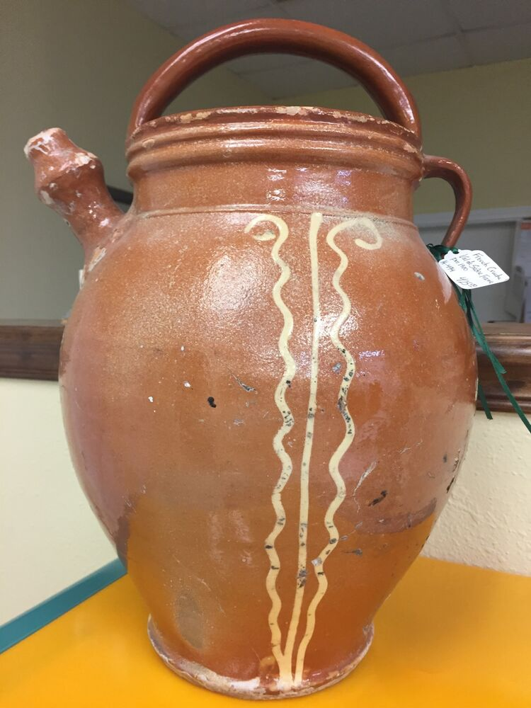 Rare Antique Pottery Ebay