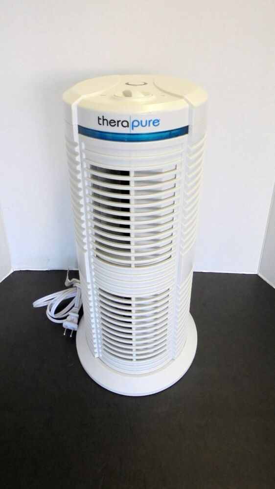 therapure air purifier uv light model tpp220m ebay. Black Bedroom Furniture Sets. Home Design Ideas