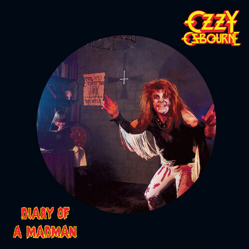 ozzy osbourne diary of a madman legacy edition new cd rmst digipack packag ebay. Black Bedroom Furniture Sets. Home Design Ideas
