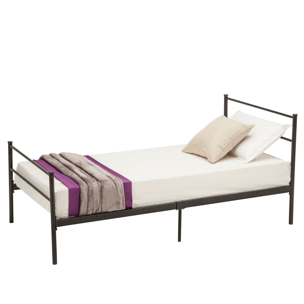 Brand New Metal Bed Frame Adjustable Twin Full Queen Size