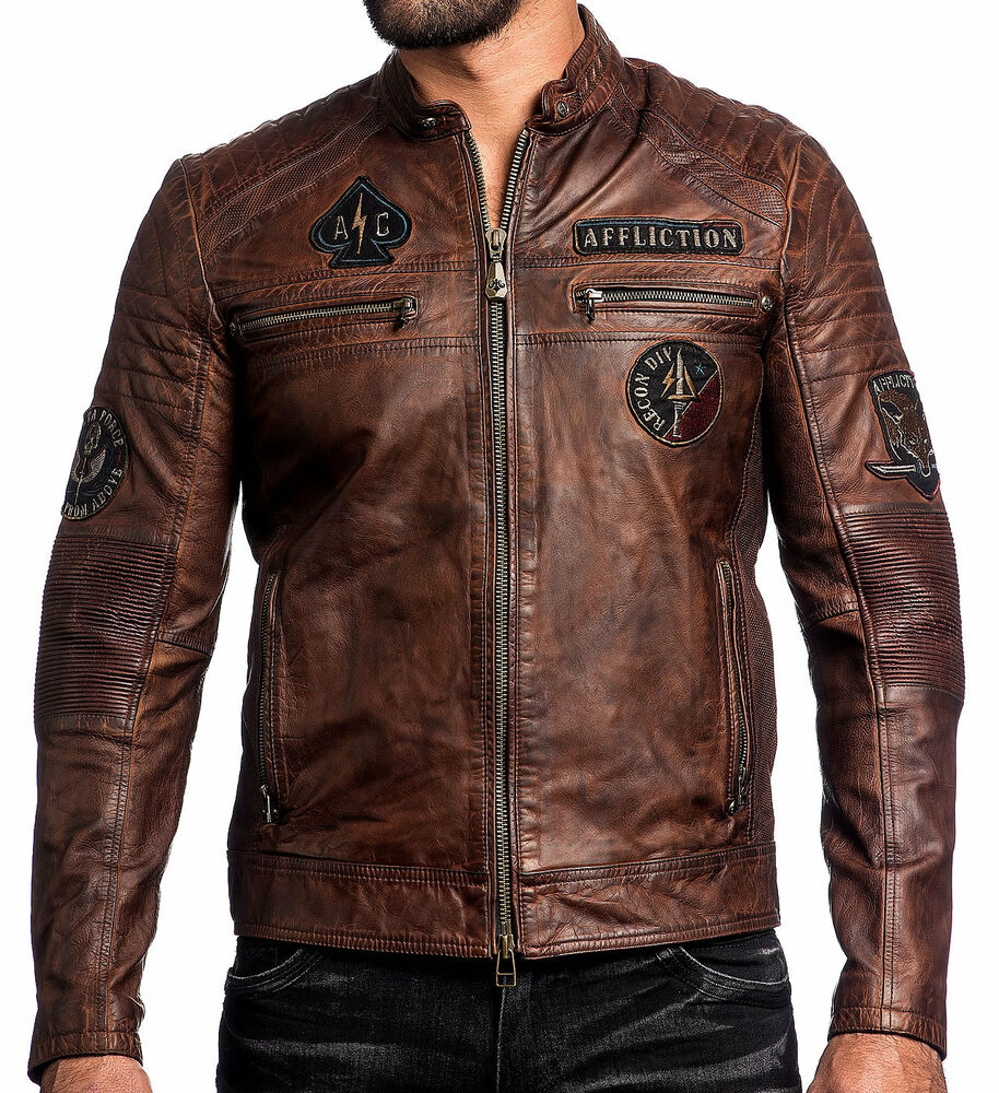 how to break in a new leather jacket