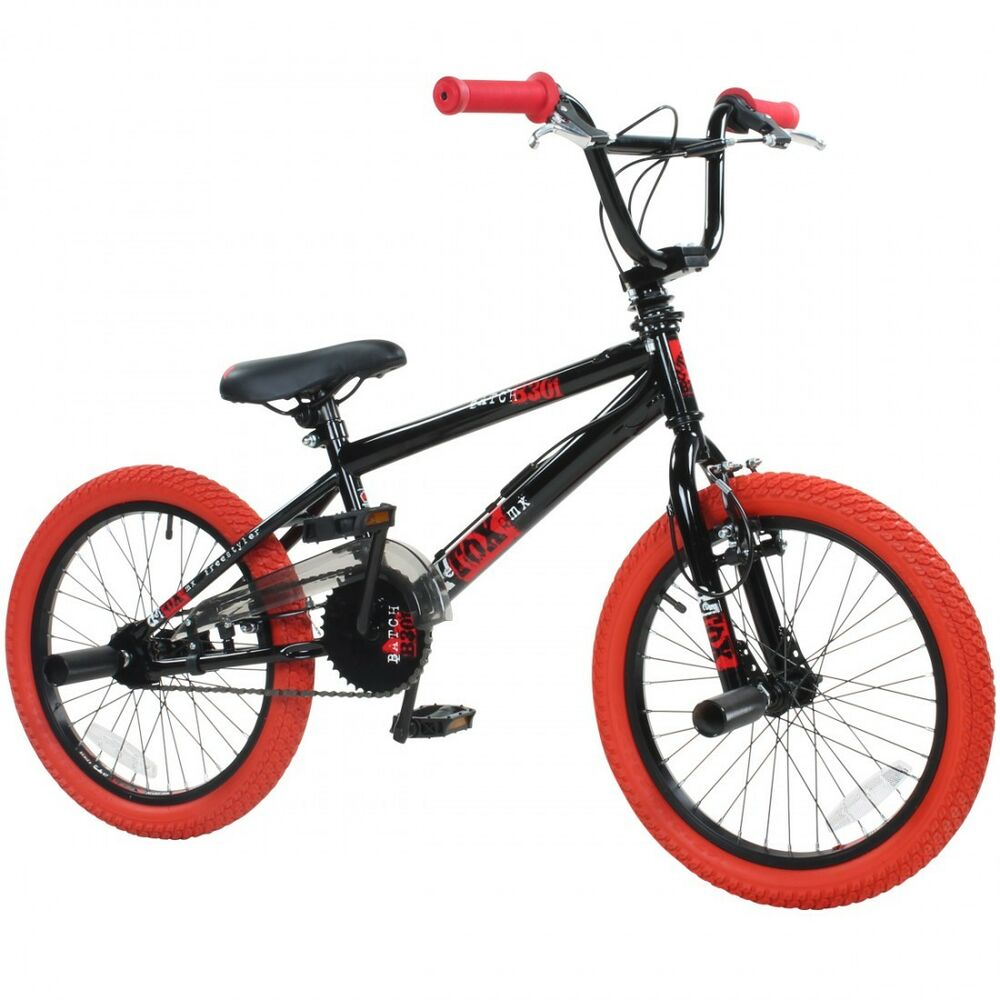 18 zoll bmx bike fahrrad freestyle kinderfahrrad kind rad. Black Bedroom Furniture Sets. Home Design Ideas