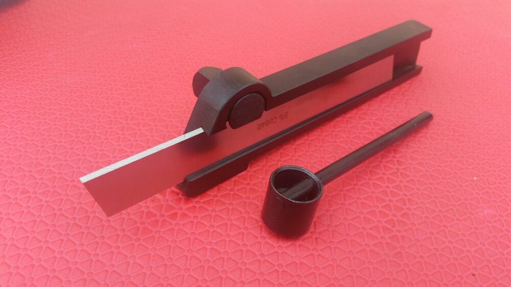 """Lathe Parting Tool Cut Off With HSS Blade 1/16"""" x 5/16"""" x ..."""
