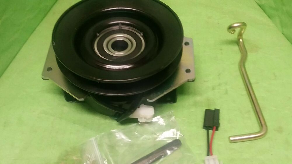 Riding Lawn Mower With Pto : Craftsman genuine riding mower electric clutch