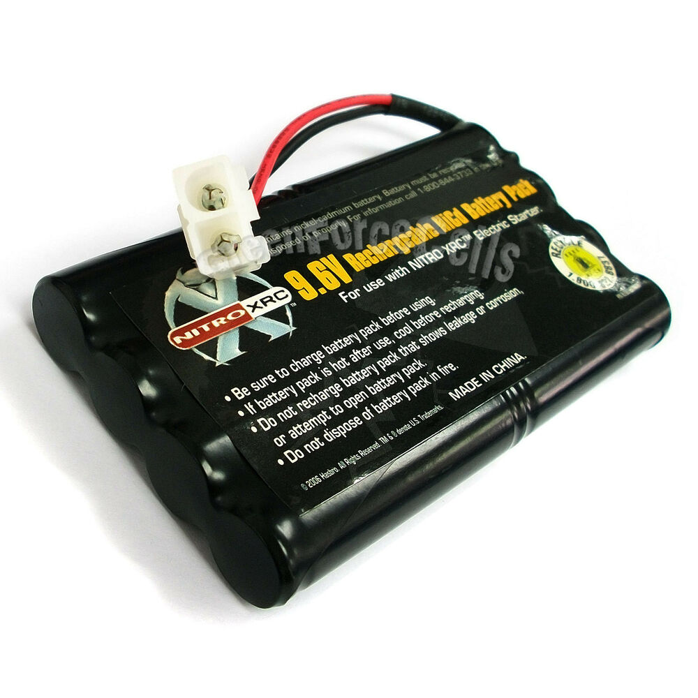 9 6v 1000mah ni cd rechargeable battery pack tamiya connector for rc us stock ebay. Black Bedroom Furniture Sets. Home Design Ideas