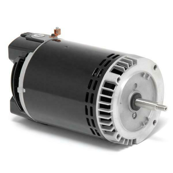 Emerson 56j C Flange Single Speed 1hp Full Rated Pool And