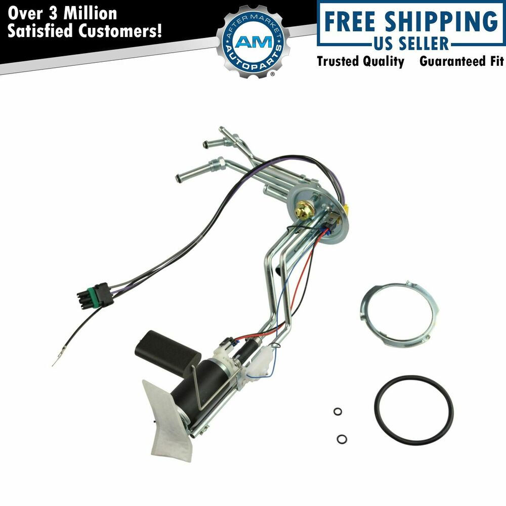 Delphi Hp10001 Electric Fuel Pump  U0026 Sending Unit Assembly