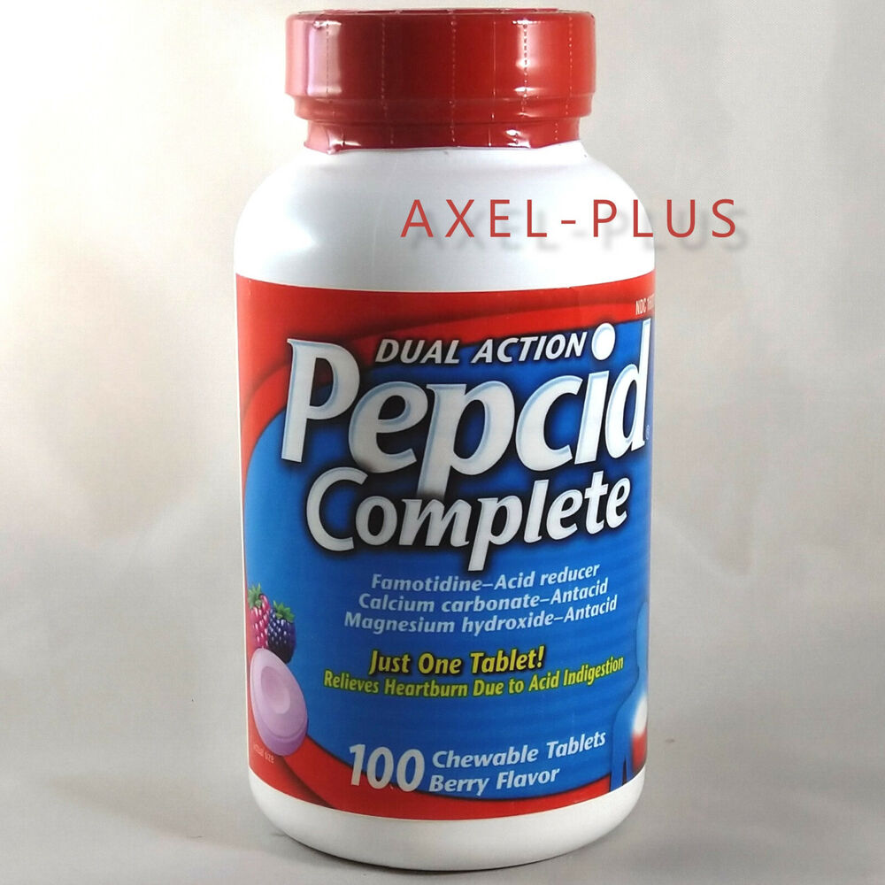 Is Pepcid Over The Counter