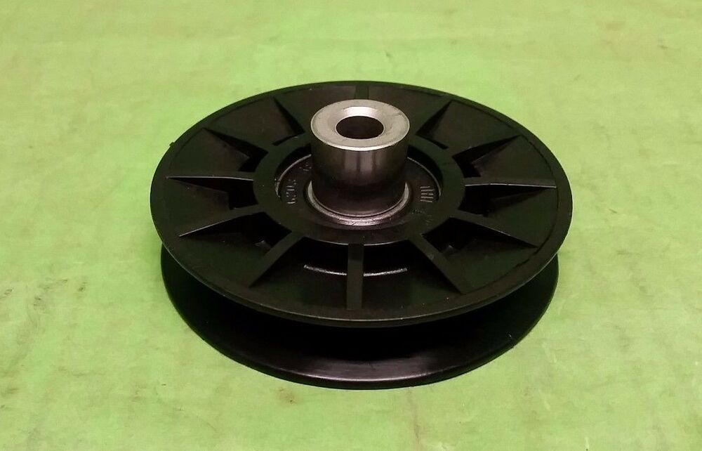 Craftsman Lawn Mower Composite Idler Pulley 3 8 Quot X 3 1 2