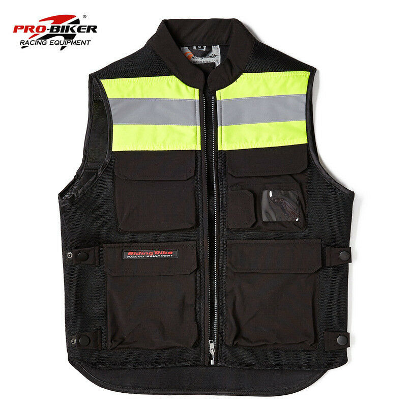 Motorcycle Riding MIL SPEC Mesh High Visibility Neon ... |Motorcycle Safety Vest Womens