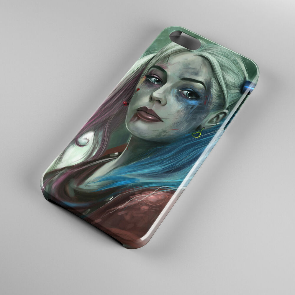 Harley Quinn Suicide Squad Phone Case Cover Joker