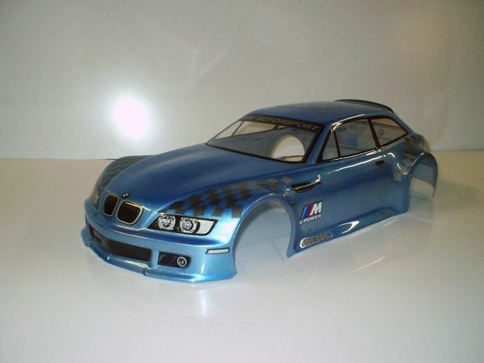 1 10 scale bmw m rc car body clear 200mm associated tamiya. Black Bedroom Furniture Sets. Home Design Ideas