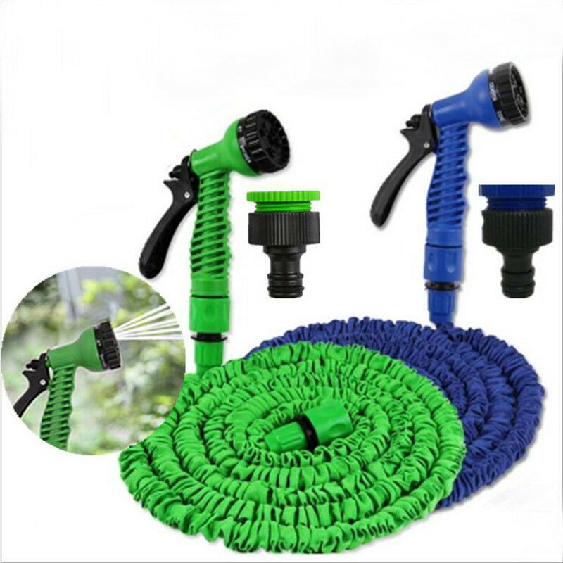 New 25 50 100 150 200 Ft Expanding Flexible Garden Water