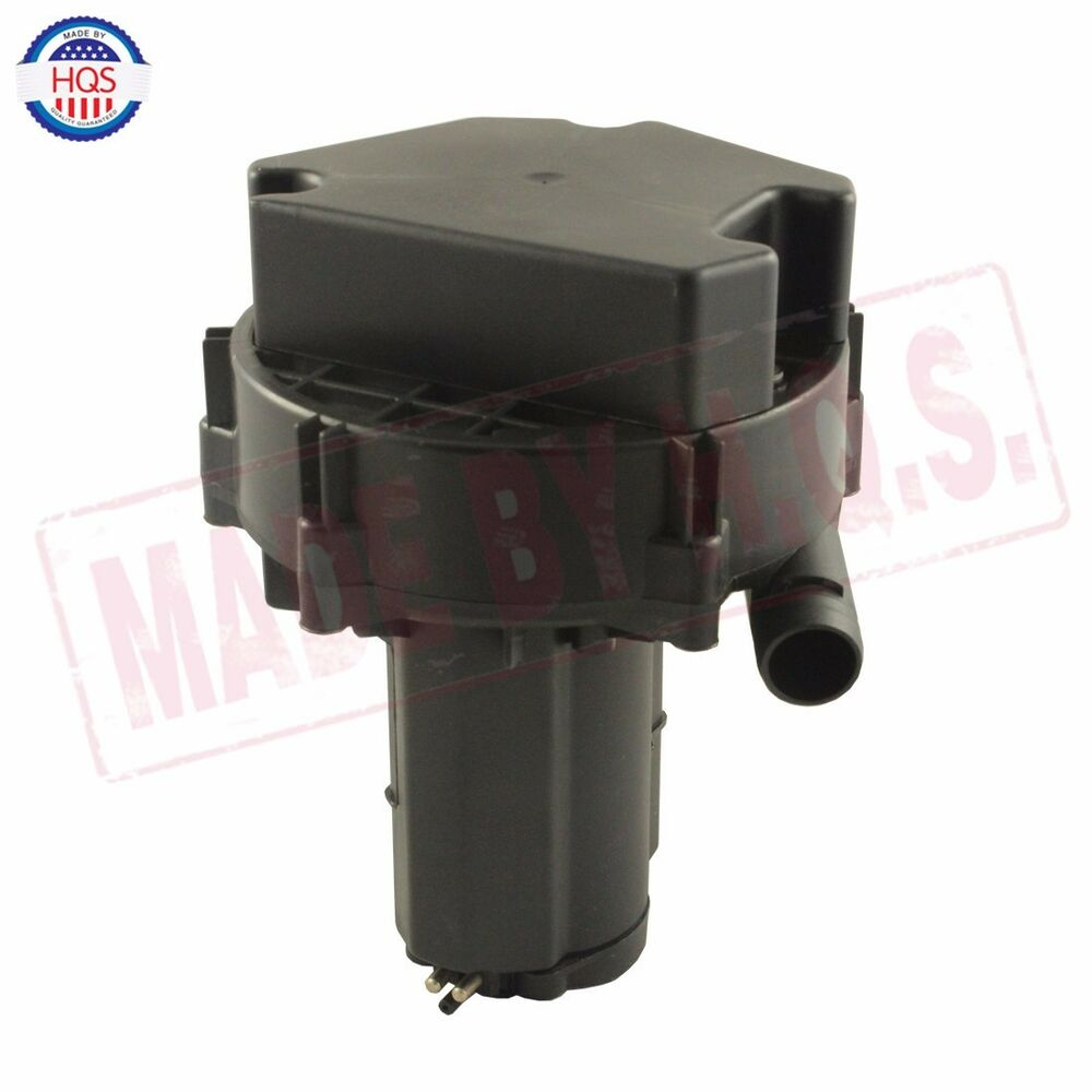 Secondary smog air pump for mercedes emission control for Mercedes benz secondary air pump