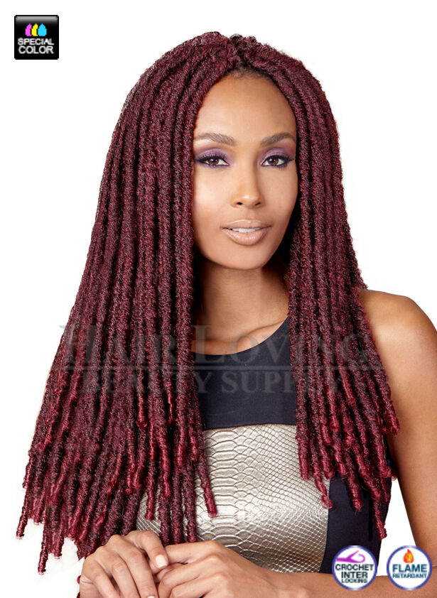 Crochet Braids Ebay : ... SOUL 18, BOBBI BOSS SYNTHETIC CROCHET BRAIDING DREADLOCKS HAIR eBay