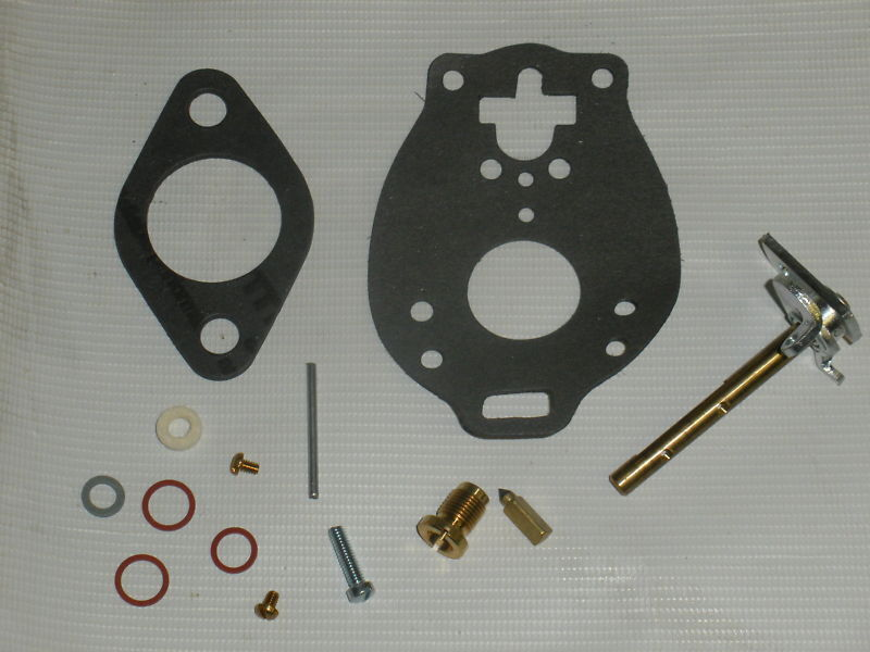 Case Vac Parts : Case tractor models v va and vac carburetor repair kit