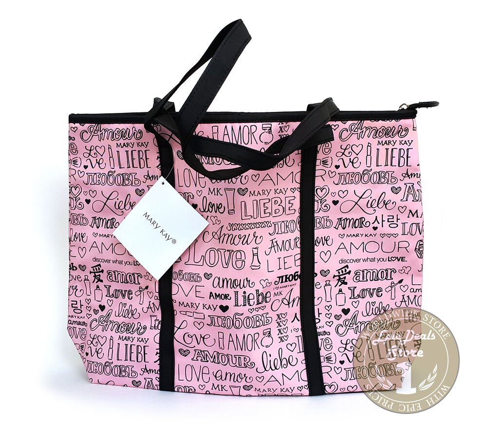 Mary Kay Pink Bag Love Series Limited Edition New Ebay