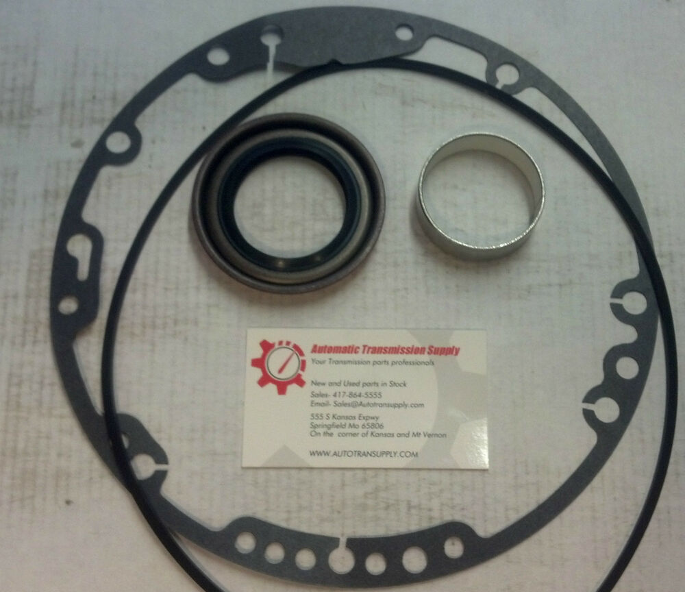 4l60e 700 700r4 Pump Bushing Pump Seal Gasket And O