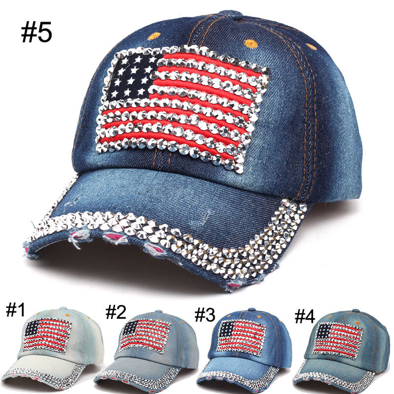 American Flag Jeans Womens