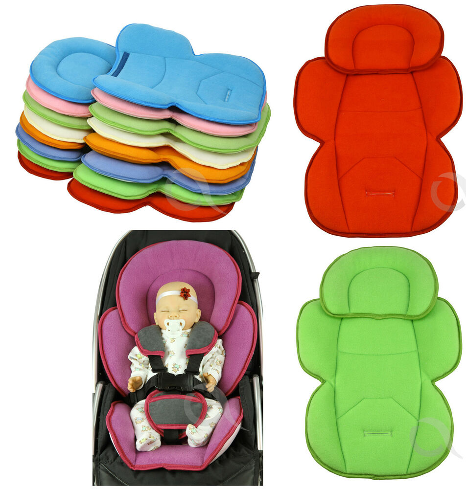 baby head hugger full body support liner for car seat buggy pushchair new ebay. Black Bedroom Furniture Sets. Home Design Ideas