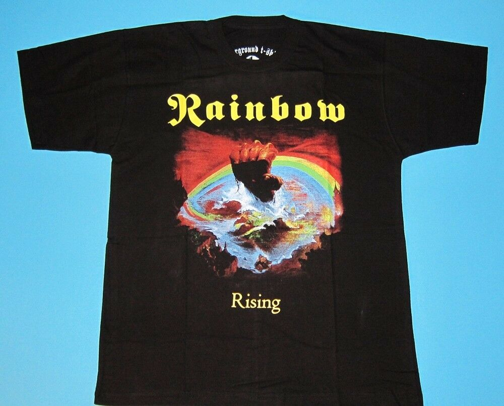 Rainbow Tour T Shirt
