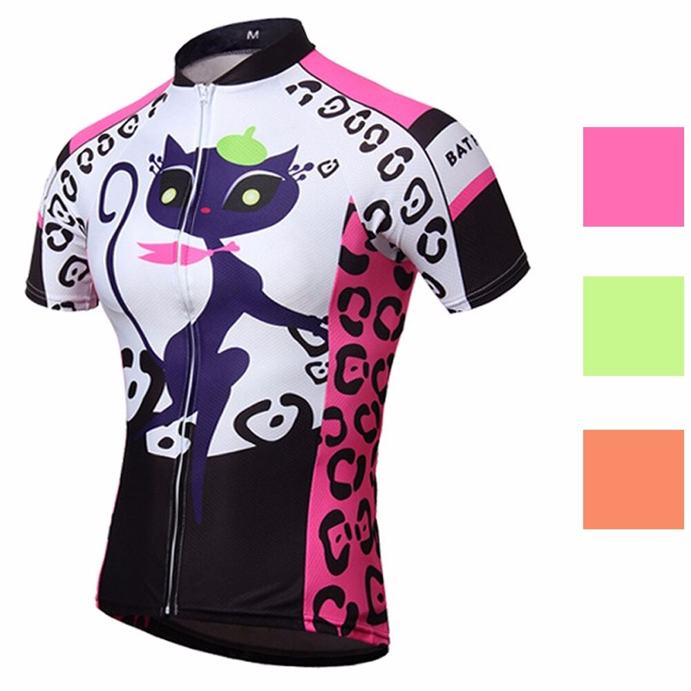 Bicycle clothing for women