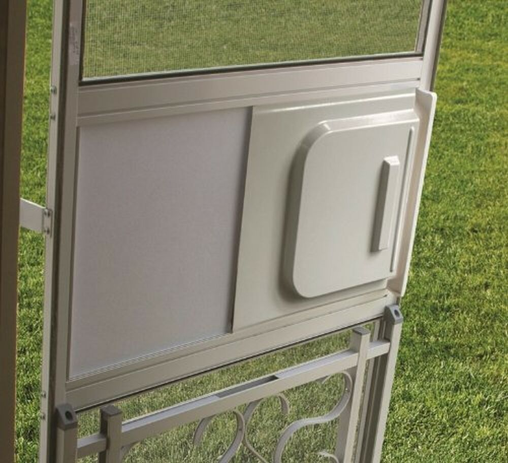 Camco New Screen Door Slide For Rv Camper Trailer