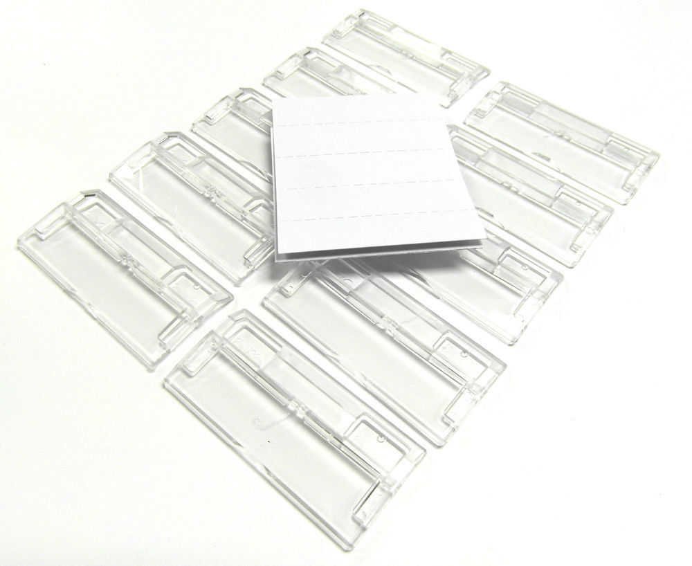 50 Suspension File Tabs Complete With Inserts Only 4 99