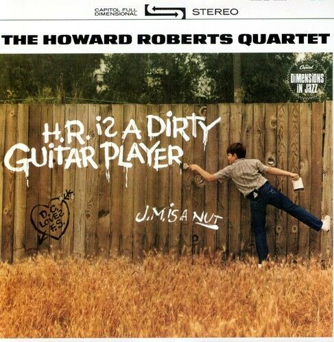 Howard Roberts Quartet This Is Howard Roberts Color Him Funky