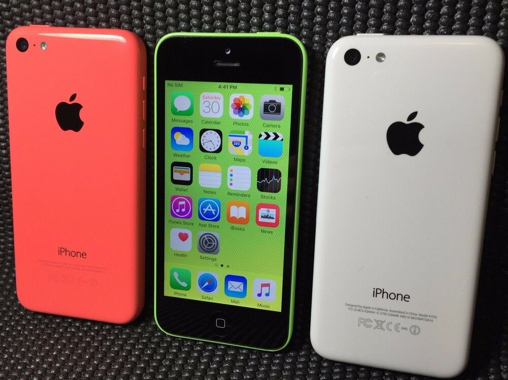 at t iphone 5c apple iphone 5c 8 16gb at amp t t mobile or unlocked 2535