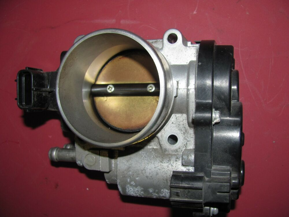 S L on 95 Toyota Camry Throttle Body