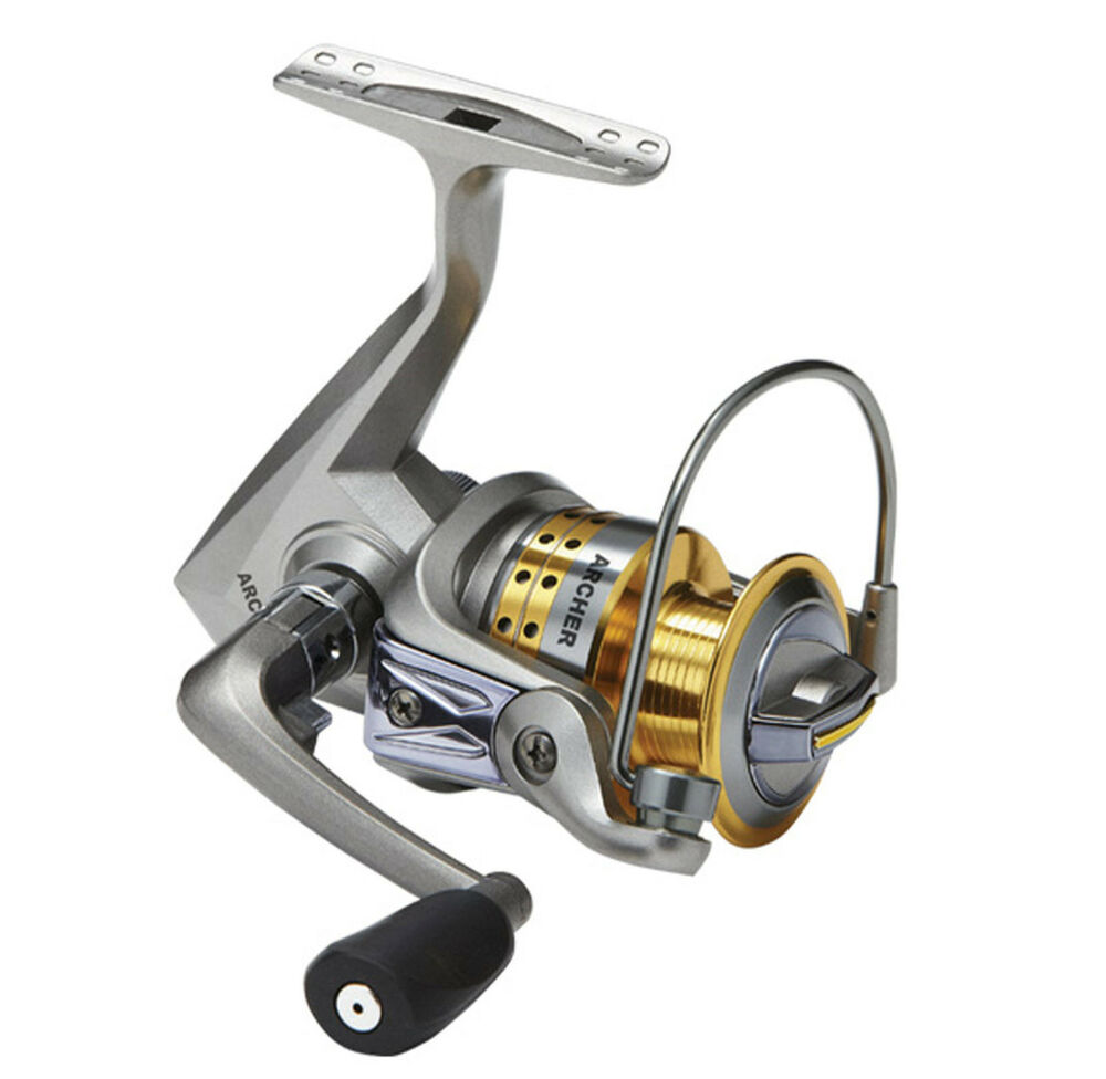 Banax archer 3500 spinning reel ebay for Ebay fishing reels