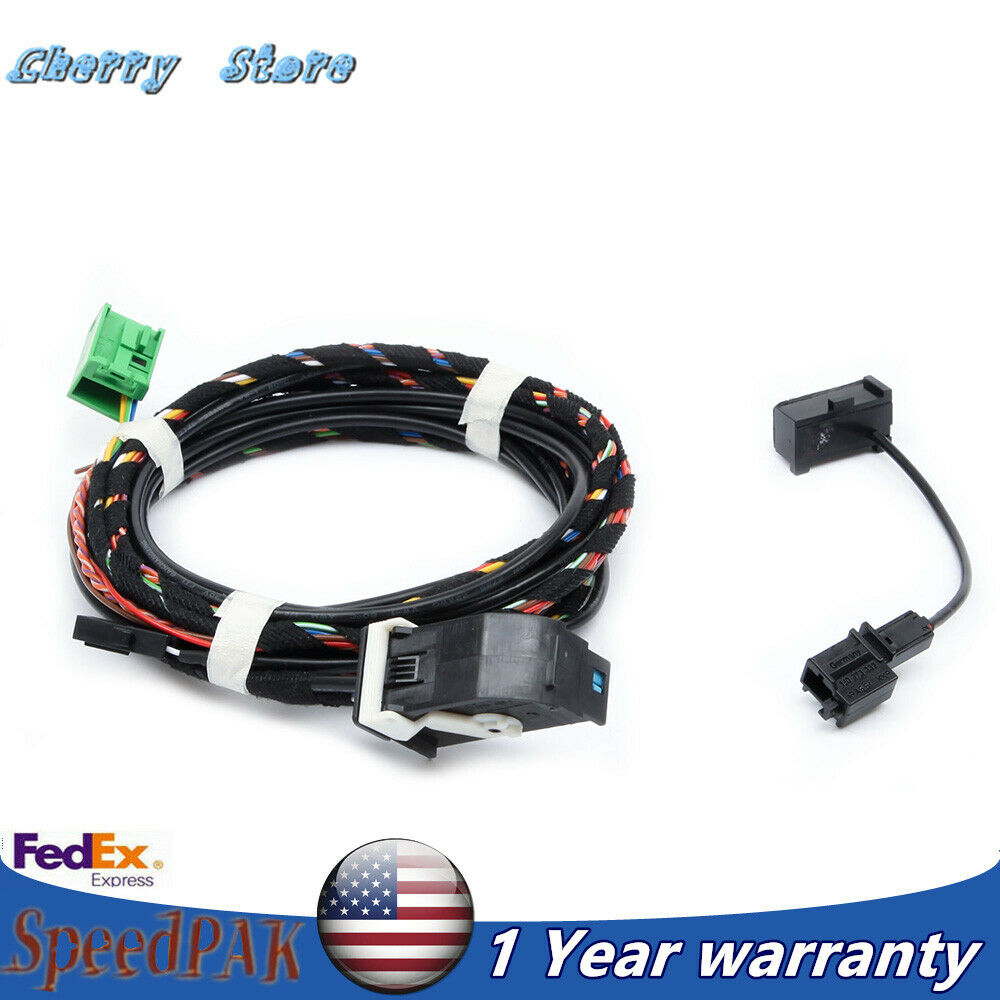 Wiring Harness For Vw Passat : Bluetooth wiring harness cable w for vw golf jetta
